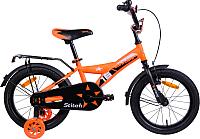Детский велосипед AIST Stitch 2019 (16, оранжевый) -