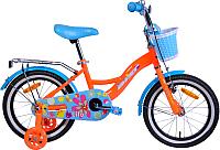 Детский велосипед AIST Lilo 2019 (16, оранжевый) -