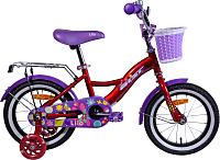 Детский велосипед AIST Lilo 2019 (14, красный) -