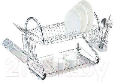 Купить Сушилка для посуды Peterhof, PH-12886, Китай, нержавеющая сталь