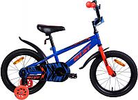Детский велосипед AIST Pluto 2019 (14, синий) -