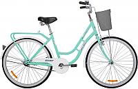 Велосипед AIST Avenue (17, синий/зеленый/белый) -