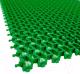 Коврик грязезащитный No Brand Пила 102x600 (зеленый) -