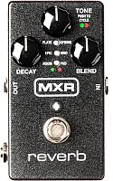 Педаль электрогитарная MXR M300 REVERB -