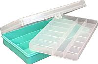 Коробка рыболовная Trivol Тип 3 24 05-05-033 / А00007476 (бирюзовый) -