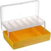Коробка рыболовная Trivol Тип 4 20 05-05-044 / А00007480 (желтый) -