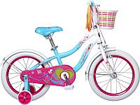 Детский велосипед Schwinn Iris White/Blue / S1691RU -