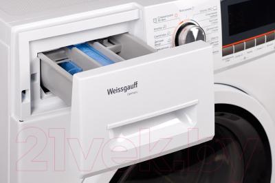 Стирально-сушильная машина Weissgauff WMD 4148 D