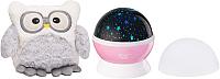 Ночник Roxy-Kids С игрушкой Little Owl / R-NL0021 -