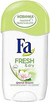 Дезодорант-стик Fa Fresh and Dry. Цветок вишни 48ч (50мл) -
