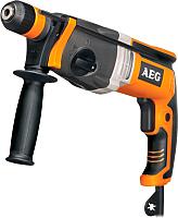 Профессиональный перфоратор AEG Powertools KH 28 Super XEK KIT4 (4935464151) -