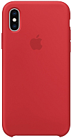 Чехол-накладка Apple Silicone Case для iPhone XS (PRODUCT)RED / MRWC2 -