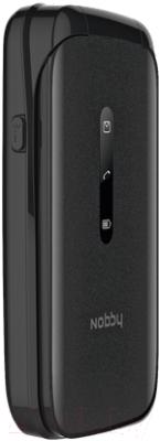 Мобильный телефон Nobby 240C (черный)