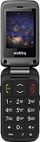 Мобильный телефон Nobby 240C (темно-серый) -