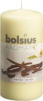 Ароматическая свеча Bolsius Ваниль / 120/60 -