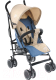 Детская прогулочная коляска Bambola Lino / НР-310 (бежевый/индиго) -