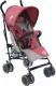Детская прогулочная коляска Bambola Lino / НР-310 (брусника/капучино) -
