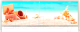 Экран для ванны Oda Арт 170x50 / А170ПЛ3 (пляж-3) -