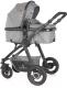 Детская универсальная коляска Lorelli Alexa 3 в 1 Dark Grey (10021291900) -