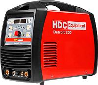 Инвертор сварочный HDC Detroit 200 (HD-DTR200-E1) -