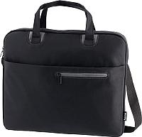 Сумка для ноутбука Hama Sydney 15.6 / 00101932 (черный/серый) -