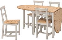 Обеденная группа Ikea Гэмлеби 192.298.42 -