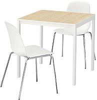 Обеденная группа Ikea Мельторп/Лейф-Арне 192.875.73 -
