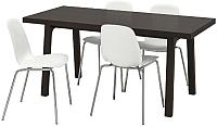 Обеденная группа Ikea Вэстанби/Вэстано/Лейф-Арне 492.414.80 -