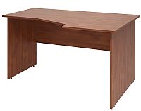 Письменный стол Involux Ультра 85S013 (темный орех) -