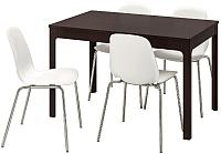 Обеденная группа Ikea Экедален/Лейф-Арне 892.213.00 -