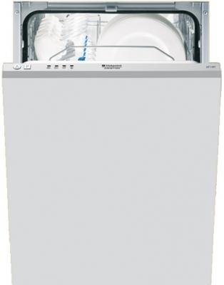 Посудомоечная машина Hotpoint-Ariston LST114/HA - вид спереди