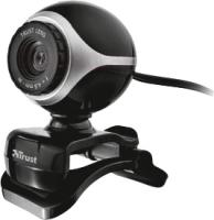 Веб-камера Trust Exis Webcam (Black-Silver) -