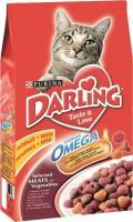 Корм для кошек Darling С мясом и овощами (2кг) -