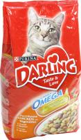 Корм для кошек Darling С птицей и овощами (10кг) -