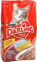 Корм для кошек Darling С мясом и овощами (10кг) -