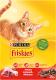Корм для кошек Friskies С мясом, курицей и печенью (2кг) -