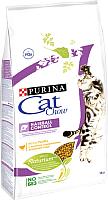 Корм для кошек Cat Chow Hairball Control полнорационный (15кг) -