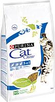 Корм для кошек Cat Chow 3 в 1 полнорационный (15кг) -