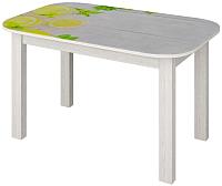 Обеденный стол Senira P-02.06/01-7265 (белый) -