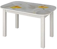 Обеденный стол Senira P-02.06-02/01-7194 (белый) -