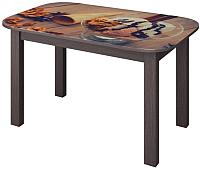 Обеденный стол Senira P-02.06-01/01-7804 (венге) -