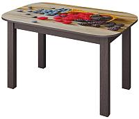 Обеденный стол Senira P-02.06-01/01-7809 (венге) -