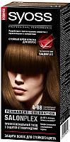 Крем-краска для волос Syoss Импульс цвета 4-88 (карамельный каштановый) -