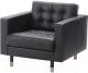 Кресло мягкое Ikea Ландскруна 092.488.84 -
