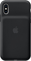 Чехол-зарядка Apple Smart Battery Case для iPhone XS Black / MRXK2 -