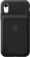Чехол-зарядка Apple Smart Battery Case для iPhone XR Black / MU7M2 -