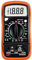 Мультиметр цифровой КВТ MAS830L (70475) -