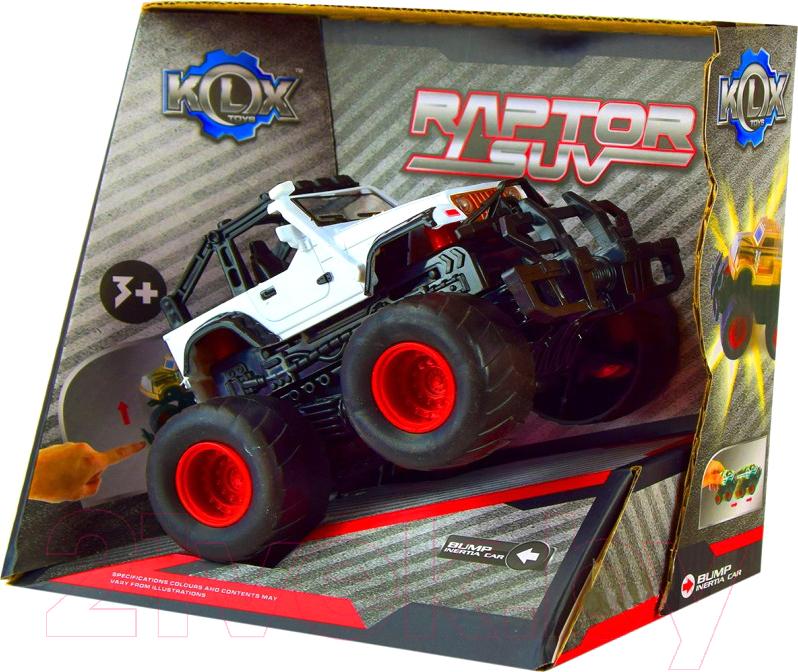 Купить Автомобиль игрушечный Ausini, KLX500-100 (инерционный), Китай, пластик