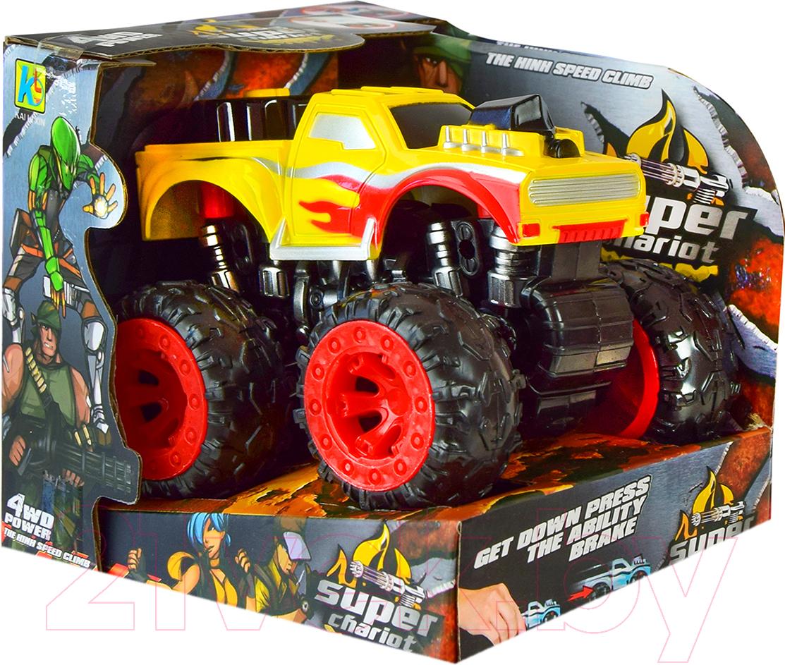 Купить Автомобиль игрушечный Ausini, KLX500-22 (инерционный), Китай, пластик