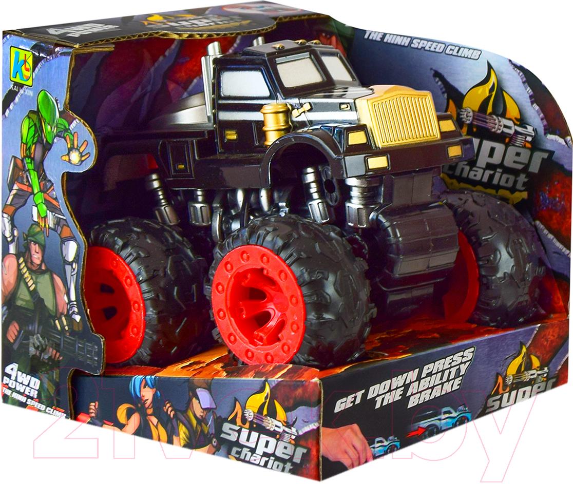 Купить Автомобиль игрушечный Ausini, KLX500-23 (инерционный), Китай, пластик